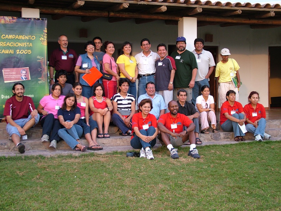 1st Creation Camp in Peru
